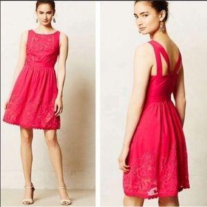 Moulinette Soeurs Rhododendron Dress